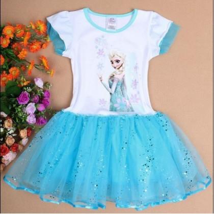 Elsa Frozen Dress