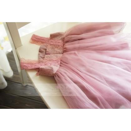Sleeveless Bowknot Dress