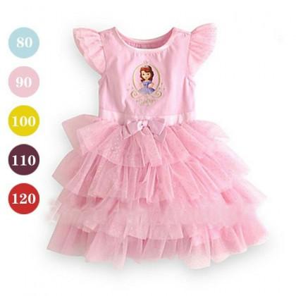 Princess Sofia Pink Dress