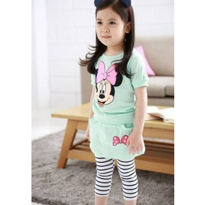 Minnie Mouse Girl Sets